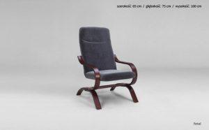 Fotel Arco 1FBF