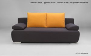 Sofa Cortina 3SF