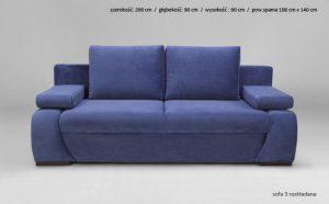 Sofa Diva 3SF