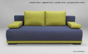 Sofa Dona 3SF