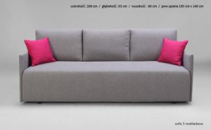 Sofa Rino 3SF