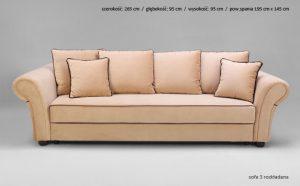 Sofa Roma 3SF