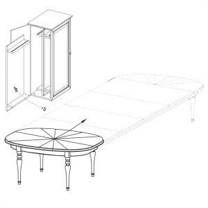 Stół FL-S1