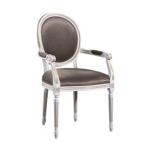 Krzesło T z podłokietnikiem