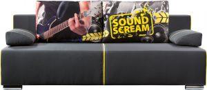 Sofa Play New Sound /neo 14 /neo żółty